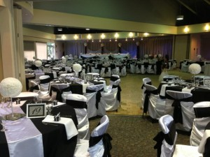 Edmonton Area Wedding Rentals