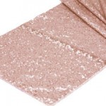 Blush Sequin Runner