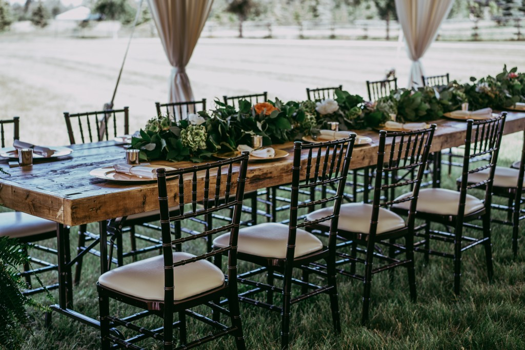 All West Wedding Rentals Chaivari Chairs Chair Covers And